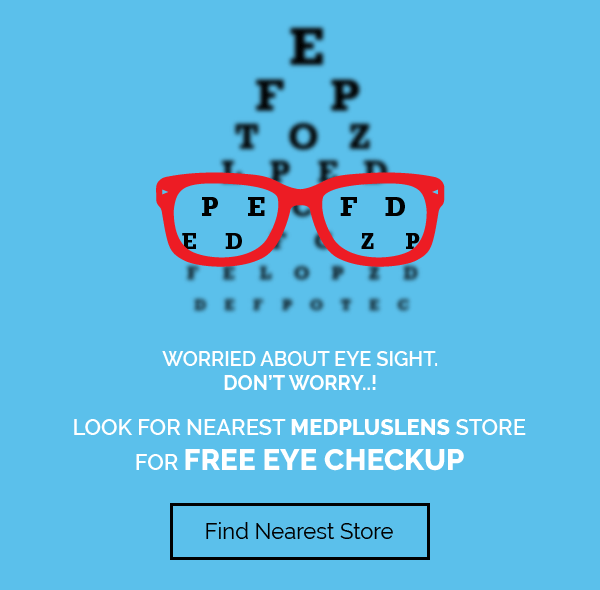 Optical Stores for Free EYE Checkup